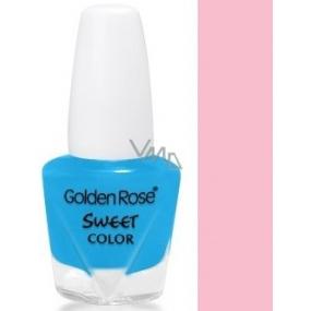 Golden Rose Sweet Color mini lak na nehty 19 5,5 ml