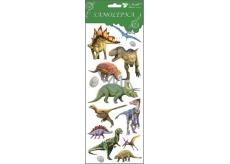 Room Decor Samolepky dinosauři 3 vajíčka 34,5 x 12,5 cm
