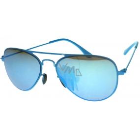 Dudes & Dudettes kategorie 3 sluneční brýle pro děti JK454 modré