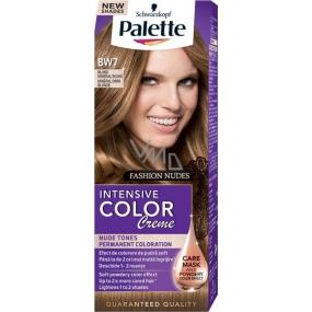 Schwarzkopf Palette Intensive Color Creme barva na vlasy BW7 Kouřově tmavý plavý