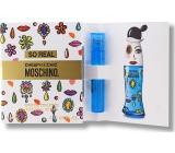 Moschino So Real Cheap and Chic toaletní voda pro ženy 1 ml s rozprašovačem, Vialka