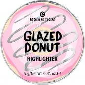 Essence Glazed Donut pudrový rozjasňovač 9 g
