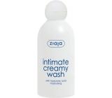 Ziaja Intima Kyselina hyaluronová krémová intimní hygiena 200 ml