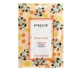 Payot Morning Masque Hangover Detoxikační rozjasňující látková maska 15 kusů x 19 ml