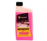 Coyote Antifreeze G12+ D/F READY -30°C nemrznoucí směs do chladičů 1l