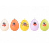 Emocio Vajíčko obličej 60 mm 1 kus mix barev