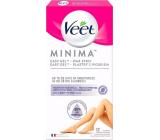 Veet Minima Hypoalergenní voskové pásky na nohy a tělo 12 kusů
