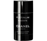 Chanel Egoiste Platinum deodorant stick pro muže 75 ml