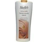 Shelley Cocoa Butter tělové mléko 450 ml