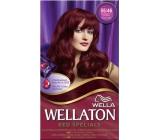 Wella Wellaton krémová barva na vlasy 55/46 Tropická červená