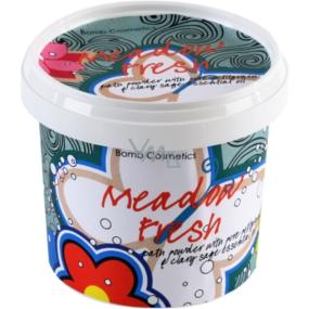 Bomb Cosmetics Čerstvá louka - Meadow Fresh Přírodní koupelový pudr 365 ml