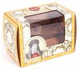 Albi Great Minds  Da Vinci dřevěný hlavolam 4,8 cm × 4,8 cm × 7,6 cm