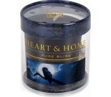 Heart & Home Stmívání Sojová vonná svíčka bez obalu hoří až 15 hodin 53 g