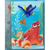 BSB Luxusní dárková papírová taška pro děti 22,9 x 17,5 x 9,8 cm Hledá se Dory DT M
