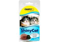 Gimborn Shiny Tuňák krmivo pro rostoucí koťata 2 x 70 g