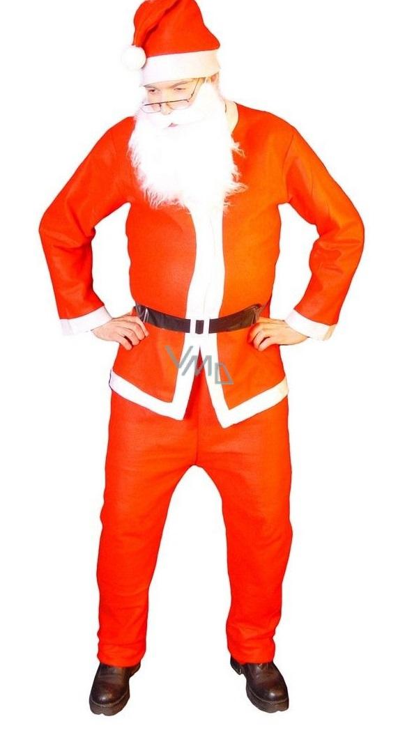 Kostým Mikuláš   Santa dospělý - VMD drogerie 0d6c802fec7