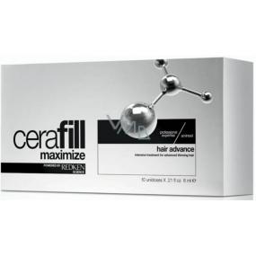 Redken Cerafill Maximize Hair Advance Aminexil kúra proti padání vlasů 10 x 6 ml