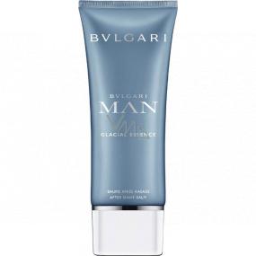 Bvlgari Man Glacial Essence balzám po holení 40 ml