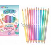 Colorino Pastelky pastel oboustranné 12 kusů / 24barev
