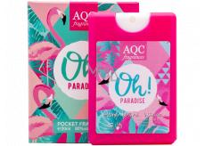 AQC Fragrances Oh! Paradise toaletní voda pro ženy 20 ml