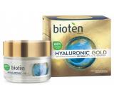 Bioten Hyaluronic Gold vyplňující denní krém pro zralou pleť 50 ml