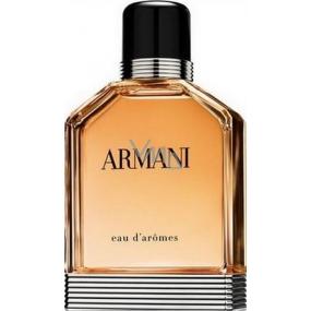 Giorgio Armani Eau d Aromes toaletní voda pro muže 100 ml Tester