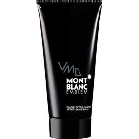 Mont Blanc Emblem balzám po holení 150 ml