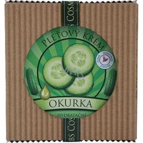 Bohemia Herbs Cosmetics Okurka hydratační pleťový krém 200 ml