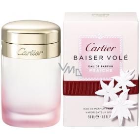 Cartier Baiser Volé Fraiche parfémovaná voda pro ženy 100 ml
