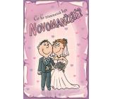 Nekupto Přání k svatbě G 21 3205 Co to znamená