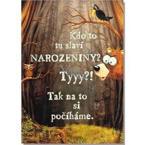 Albi Hrací přání k narozeninám Jiří Lábus a Jií Pecha Loupežnická