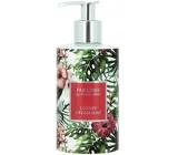 Vivian Gray Flowers Paradise Luxusní tekuté mýdlo s dávkovačem 250 ml