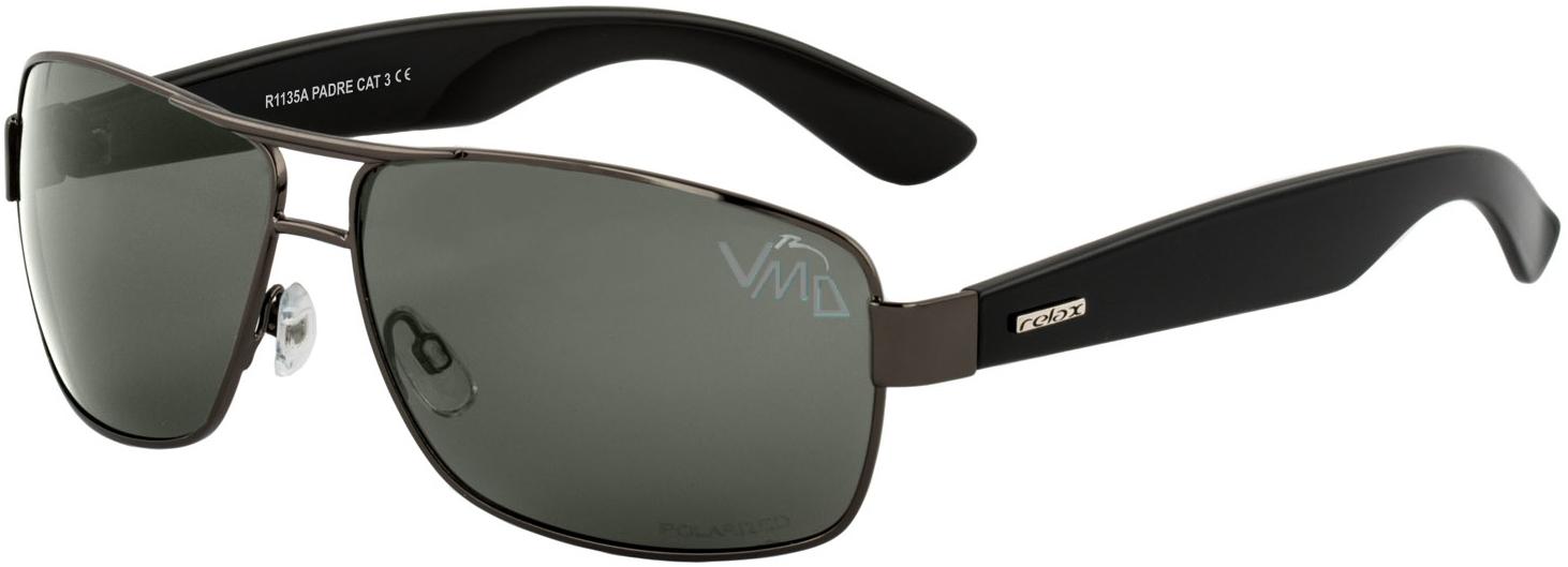 6d453af67 Relax Padre Sluneční brýle R1135A - VMD drogerie