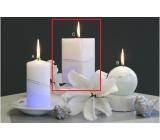 Lima Magická Artic svíčka hranol 65 x 120 mm 1 kus