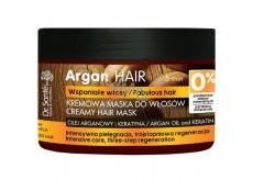 Dr. Santé Arganový olej a keratin krémová maska na poškozené vlasy 300 ml