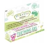 Jack N Jill BIO Gel na prořezávání prvních zoubků pro děti už od 4 měsíců 15 g