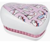 Tangle Teezer Compact Skinny Dip kompaktní kartáč na vlasy Lovely Lama limitovaná edice