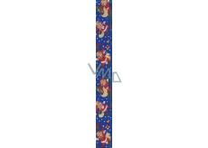 Alvarak Textilní návin vánoční potisk mix barev a velikostí 1 kus