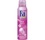 Fa Pink Passion deodorant sprej pro ženy 150 ml