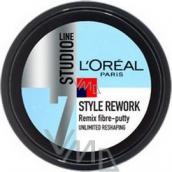 Loreal Paris Studio Line Style Rework vláknitý stylingový krém na vlasy 150 ml
