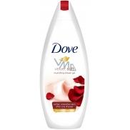 Dove Velvet Soft vyživující sprchový gel 250 ml