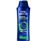 Nivea Men Cool proti lupům šampon poskytuje okamžitý chladivý efekt 250 ml