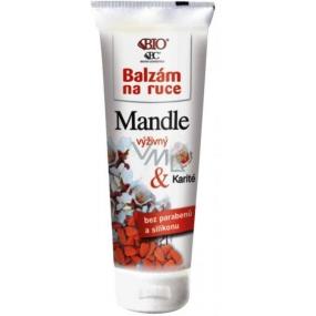 Bione Cosmetics Mandle výživný balzám na ruce 200 ml