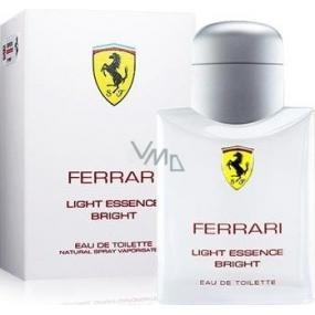 Ferrari Light Essence Bright toaletní voda unisex 40 ml