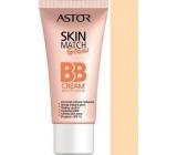 Astor SkinMatch Glow SPF15 BB krém 200 Nude 30 ml