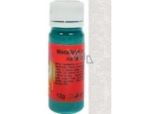 Art e Miss Barva na světlý i tmavý textil 00 metalická čirá 12 g