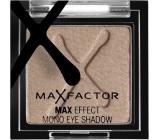 DÁREK Max Factor oční stíny mono 03 Metal Brown 1 kus