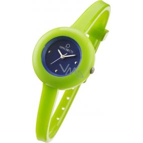 Ops! Objects Cherié Watches hodinky OPSPW-222 zelená