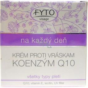 Fyto Visage Krém proti vráskám koenzym Q10 pro všechny typy pleti 50 g