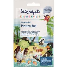 Tetesept Piraten Bad koupelové perly pro kluky 60 g